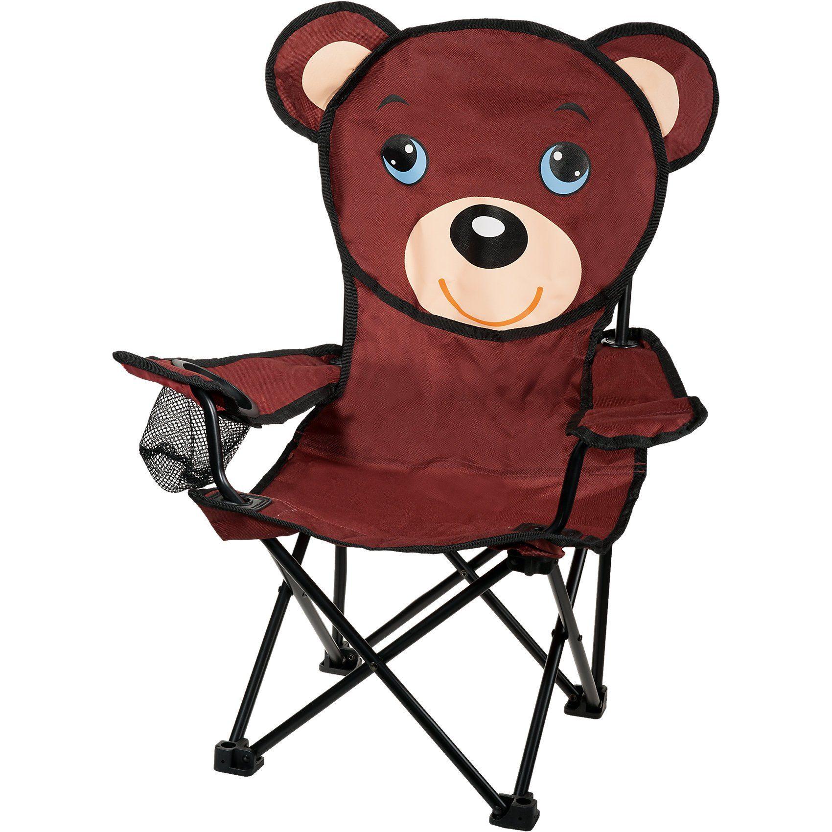 McKinley Faltstuhl Animal Jr., Bär