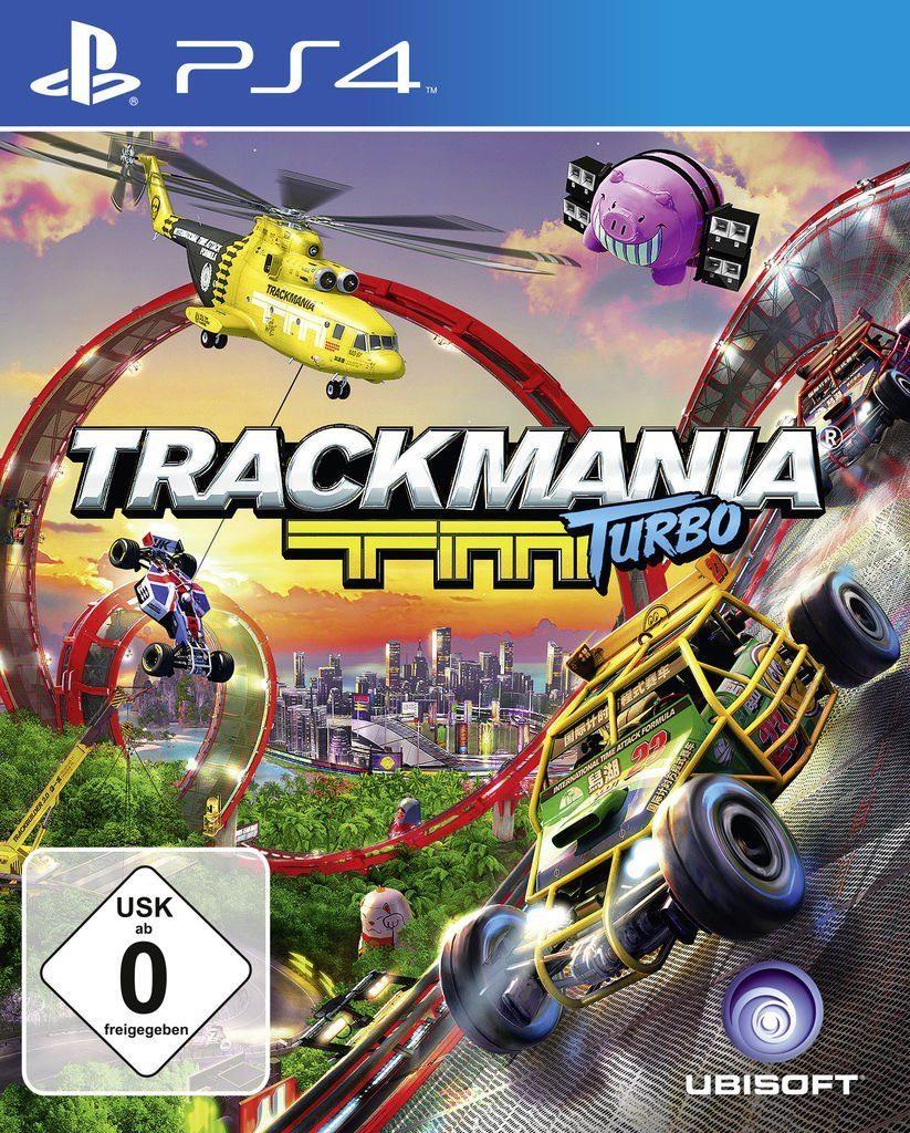 Ubisoft Playstation 4 - Spiel »Trackmania Turbo«