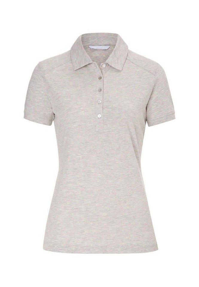 BRAX GOLF Damenpoloshirt »SONJA« in FLINT GREY