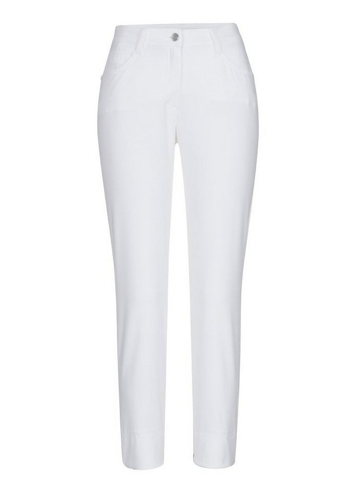 BRAX GOLF Hose »MIRJA« in WHITE