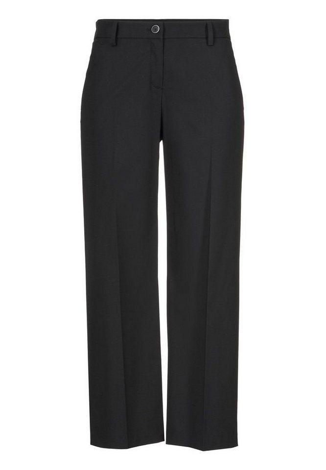BRAX Damenhose Culotte »MAINE« in BLACK