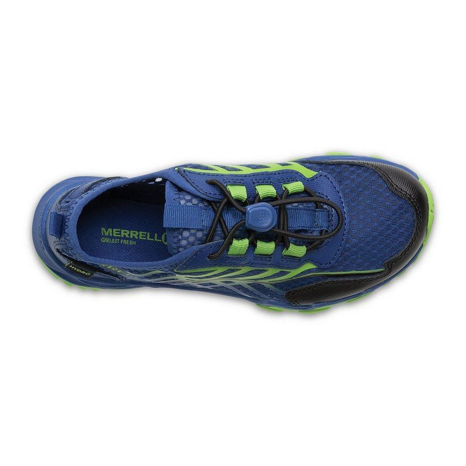 Merrell Halbschuhe »Hydro Run Shoes Kids« in blau