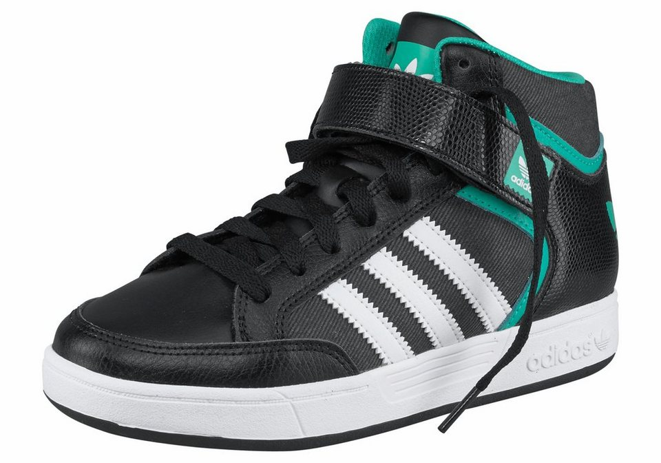 adidas Originals »Varial Mid« Sneaker Kinder in schwarz-weiß