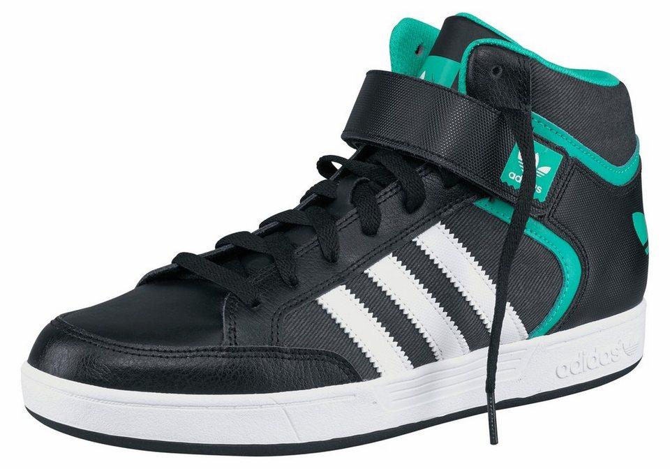 adidas Originals »Varial Mid« Sneaker in schwarz-weiß