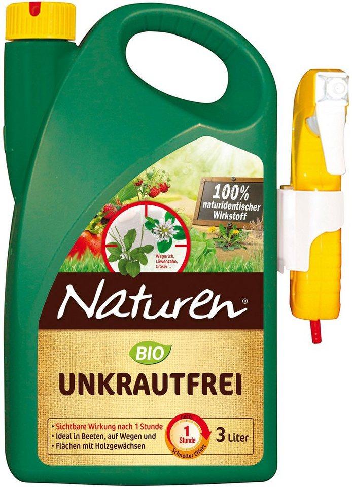 Unkrautvernichter »NATUREN Bio Unkrautfrei« (3 l) in bunt
