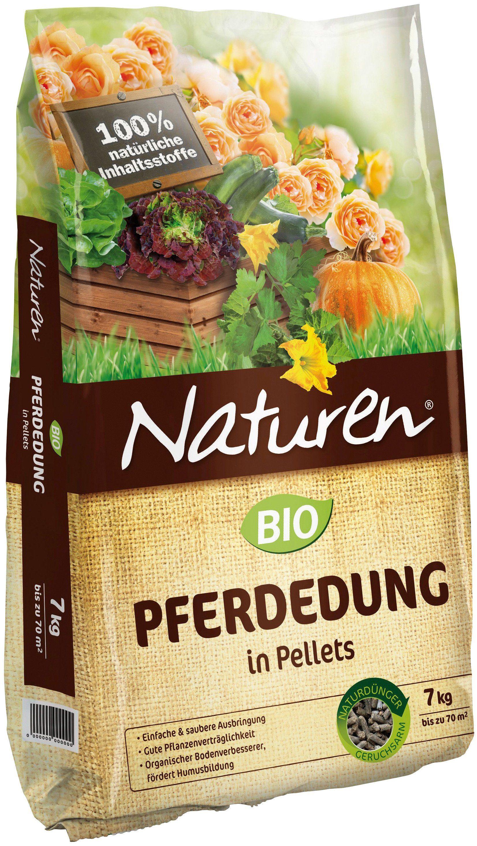 Dünger »NATUREN Bio Pferdedung« (7 kg)