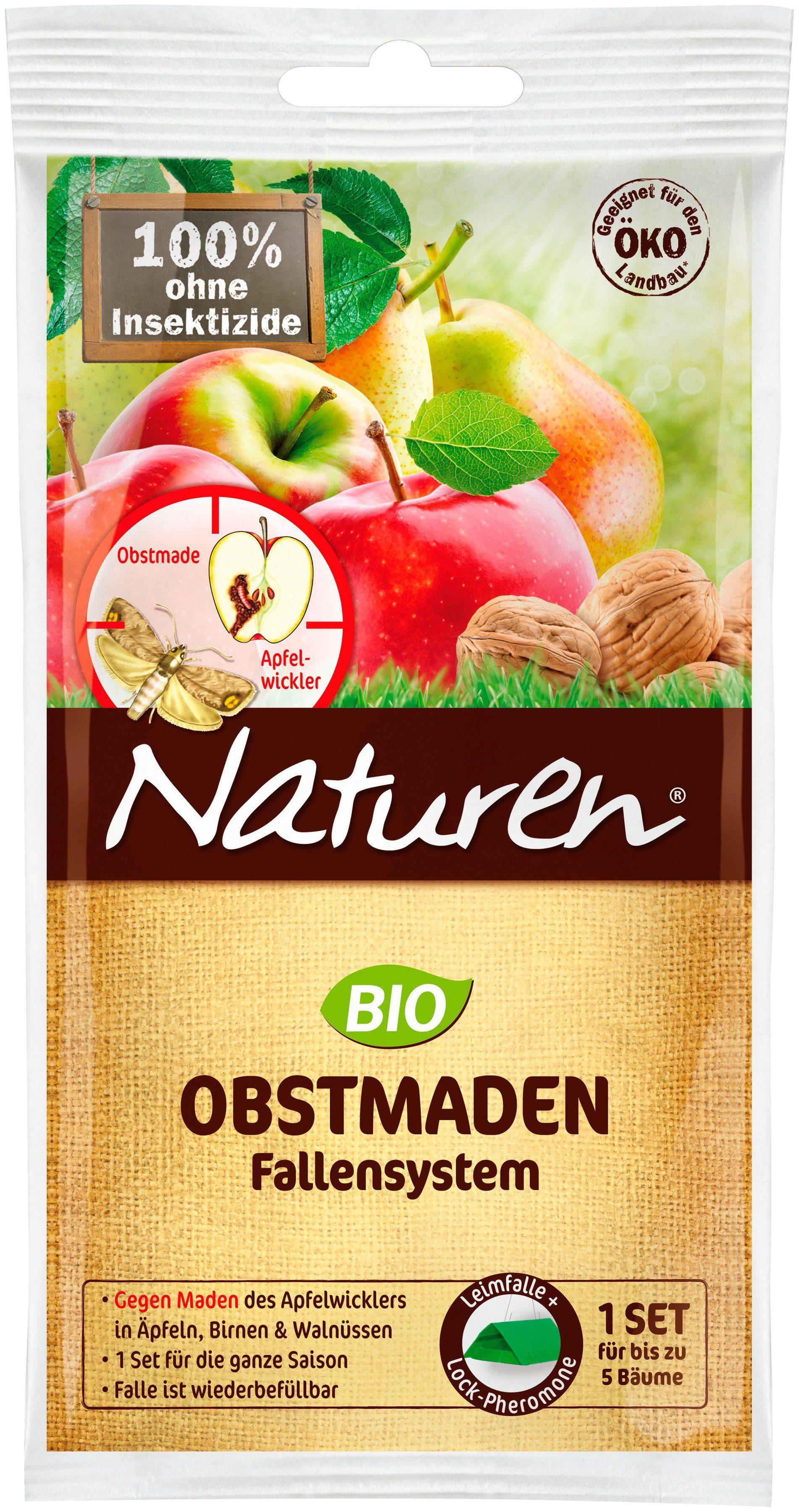 Pflanzenschutz »NATUREN Bio Obstmaden Fallensystem« (1 Set)