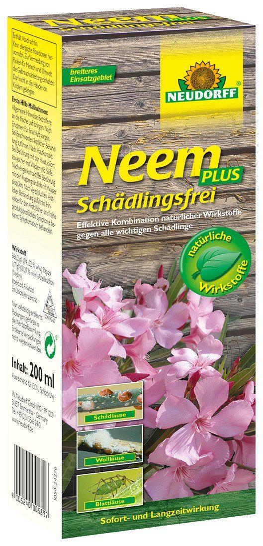 Pflanzenschutz »Neem Plus Schädlingsfrei« (200 ml)