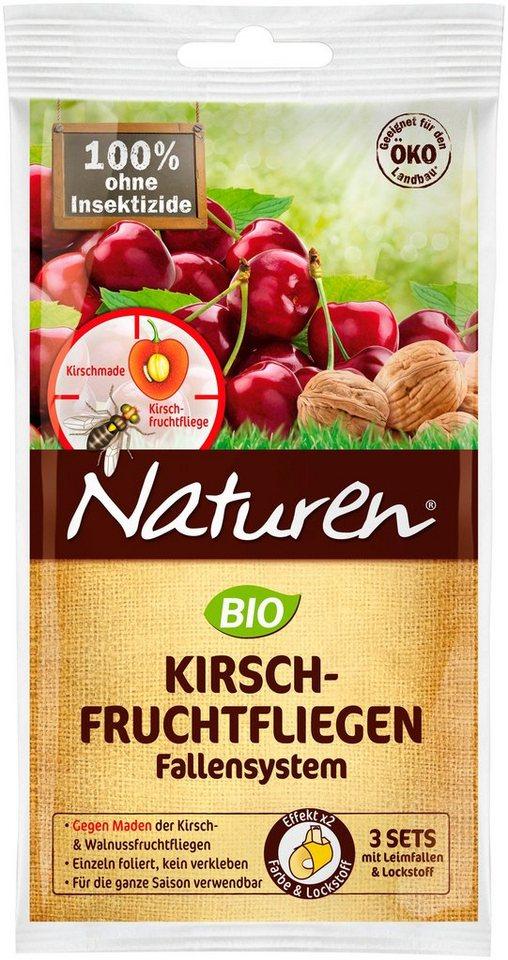 Pflanzenschutz »NATUREN Bio Kirschfruchtfliegen Fallensystem« (3 Sets) in bunt
