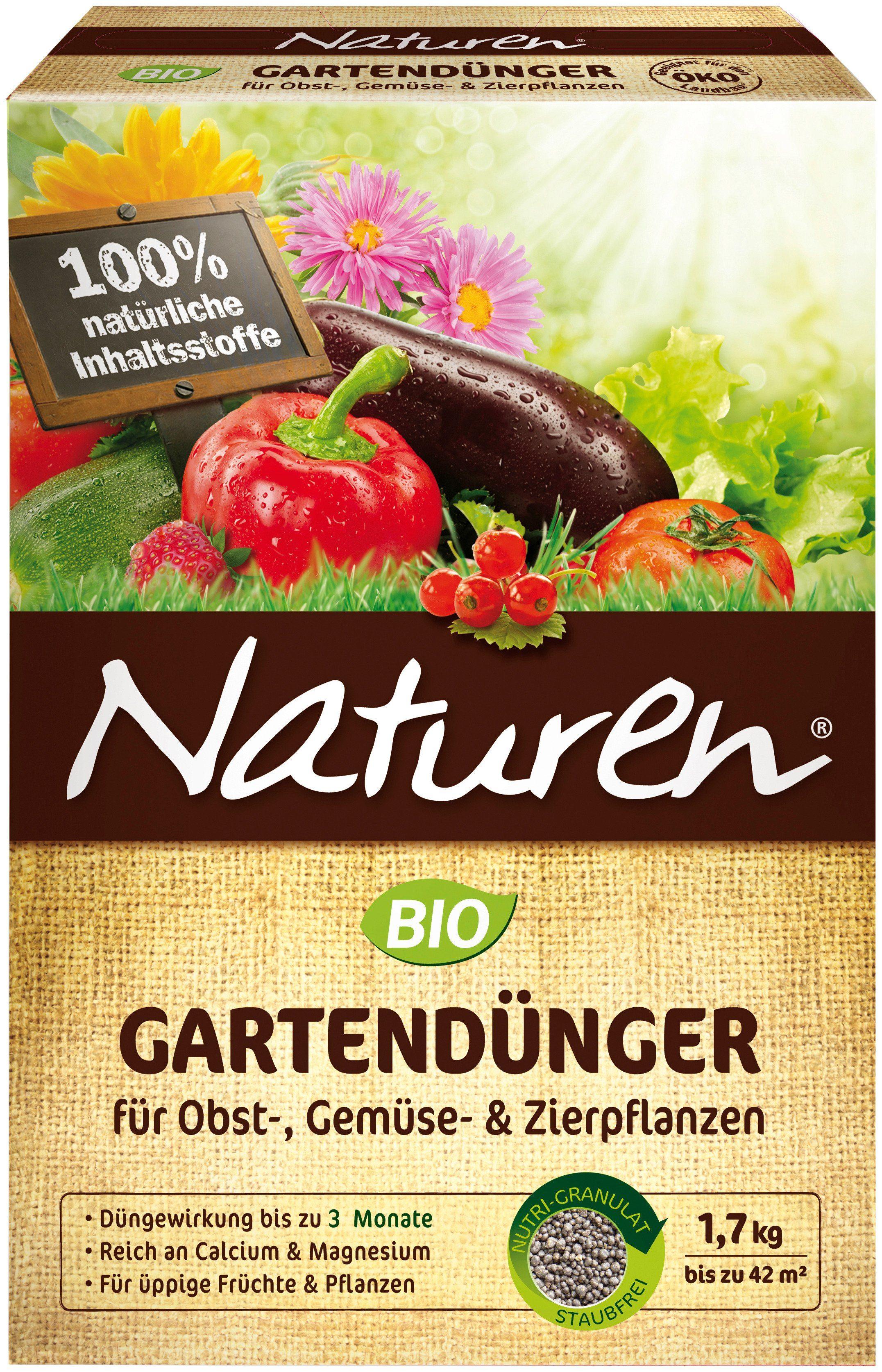 Spezialdünger »NATUREN Bio Gartendünger«