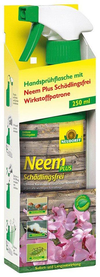 Pflanzenschutz »Neem Plus Schädlingsfrei AF« in bunt