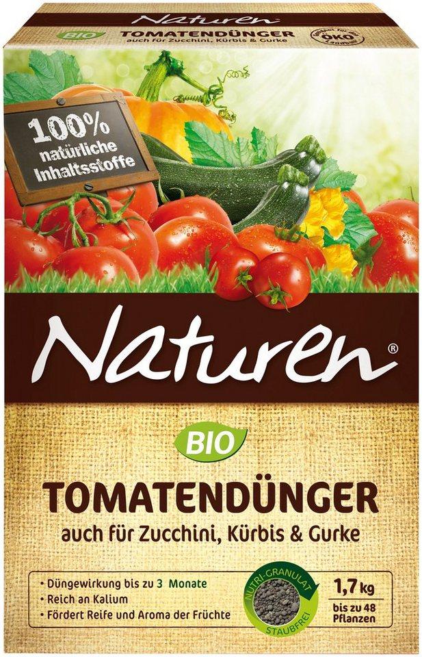 Spezialdünger »NATUREN Bio Tomatendünger« in bunt