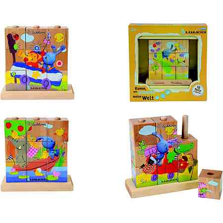 Steck- & Stapelspielzeug