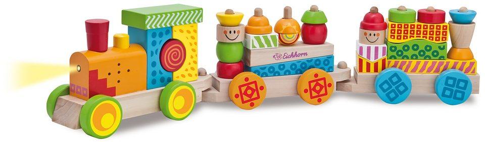 Eichhorn Holzspielzeug »Holz-Soundzug«
