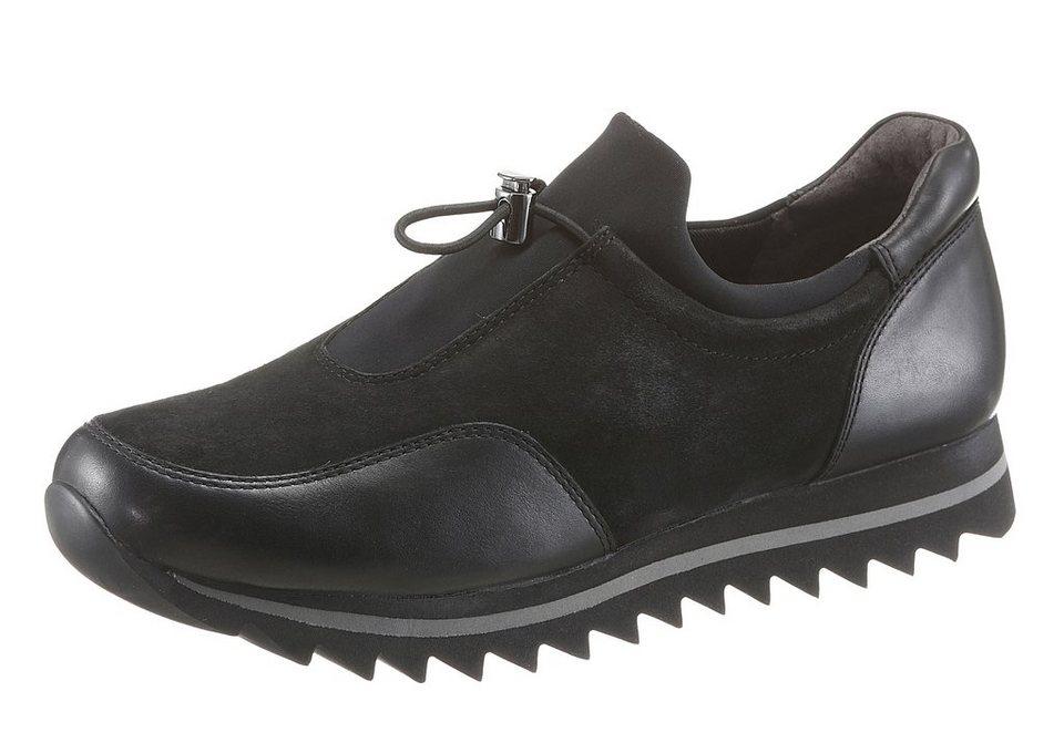 Gabor Slipper in schwarz