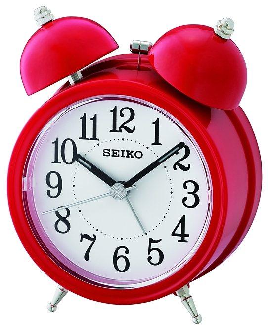 Seiko Wecker, »QHK035R« in rot