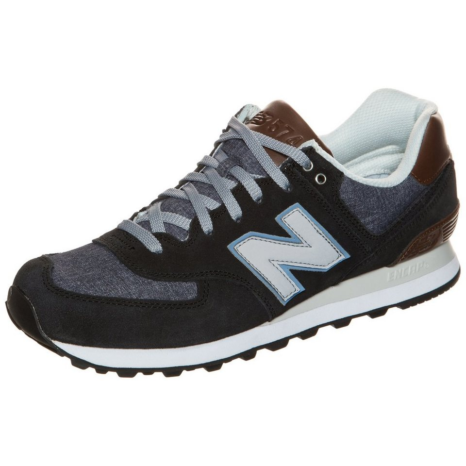 NEW BALANCE 574 Cruisin Sneaker Herren in schwarz / braun