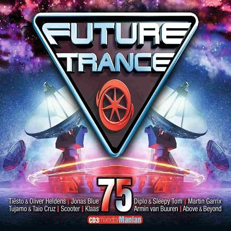 Audio CD »Various: Future Trance 75«