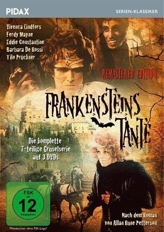 DVD »Frankensteins Tante - Die komplette 7-teilige...«