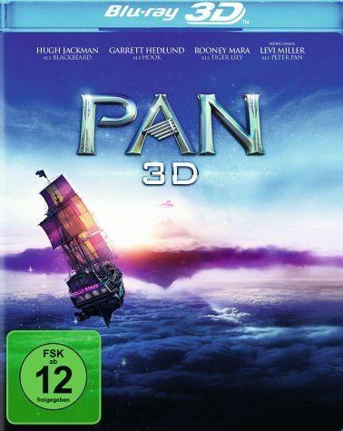 Blu-ray »Pan (Blu-ray 3D)«