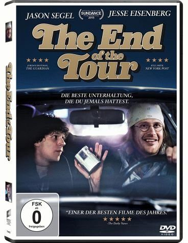 DVD »The End of the Tour«