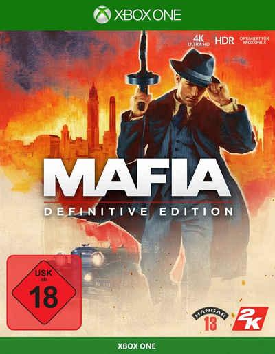 Mafia 1 Definitive Edition Xbox One