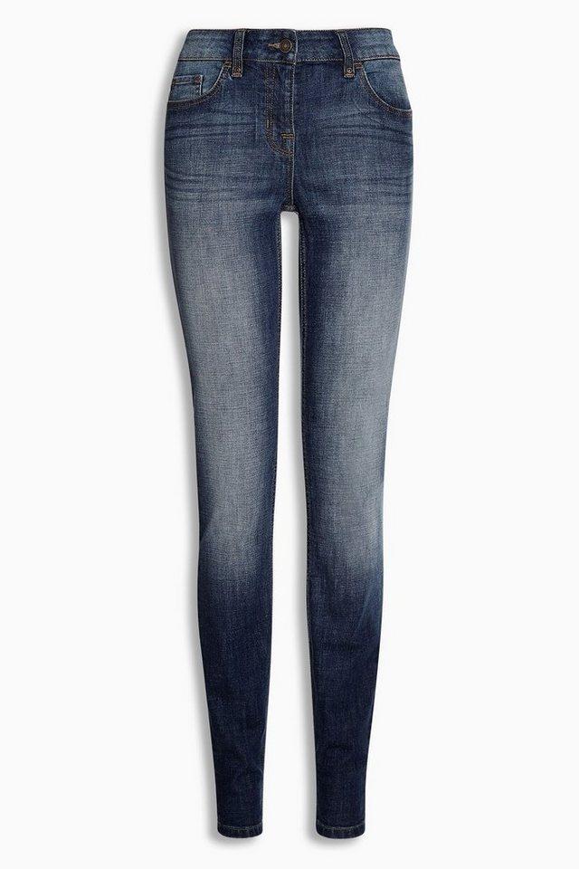Next Skinny-Jeans in Dunkelblau