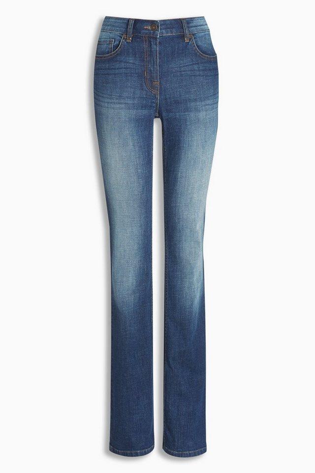 Next Bootcut-Jeans in Dunkelblau