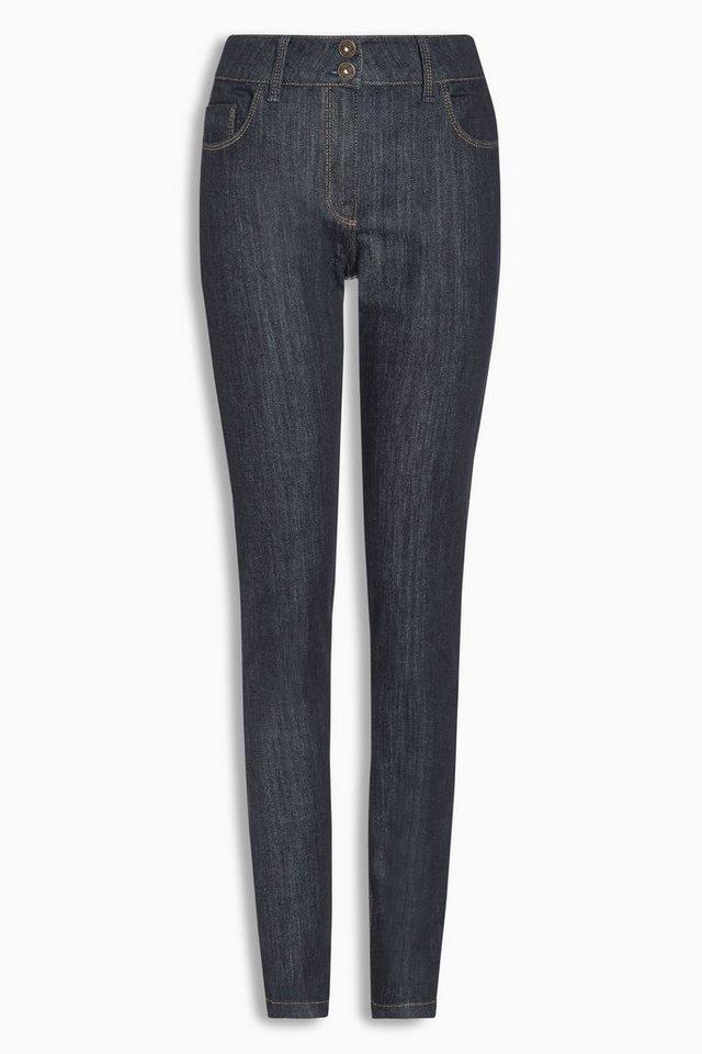 Next Skinny-Jeans in Rinsed Denim