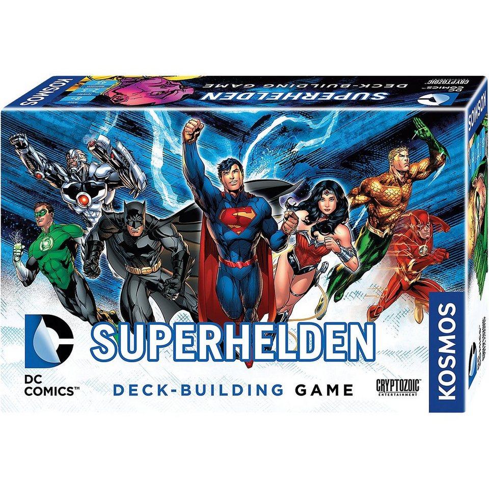 Kosmos DC Superhelden