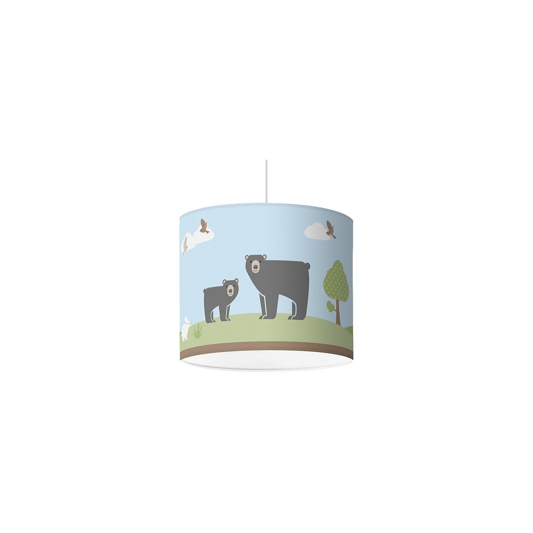 Lampenschirm Bears, Ø16cm