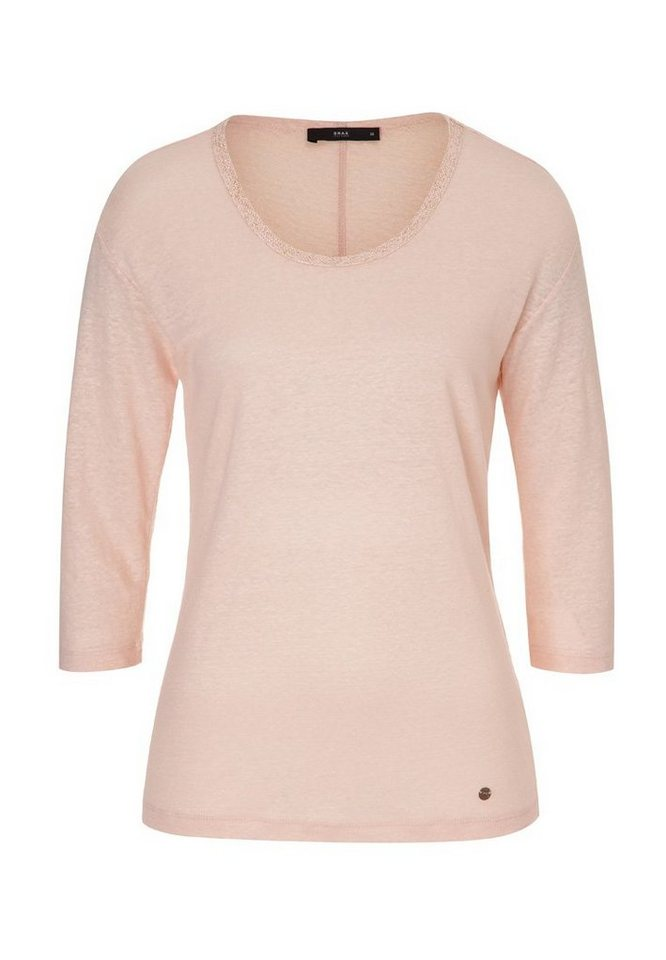 BRAX T-Shirt »COLLETTA« in SORBET