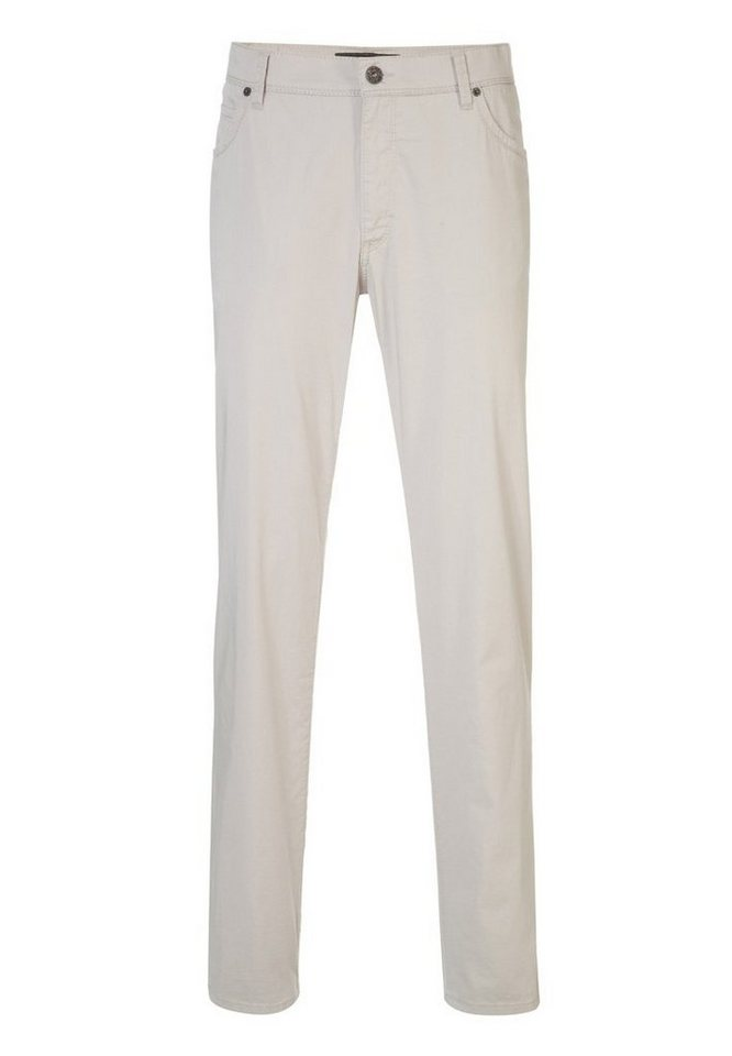BRAX Herrenhose Five-Pocket »CADIZ« in SAND