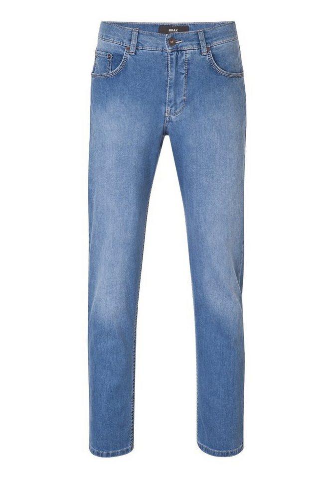 BRAX Jeans »COOPER DENIM« in LIGHT BLUE