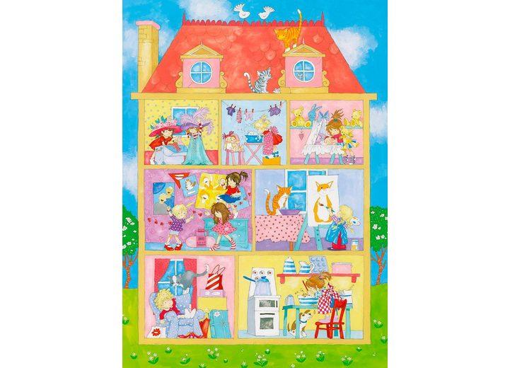 Home affaire Fototapete »Es ist eine Welt für Mädchen«, 183/254 cm