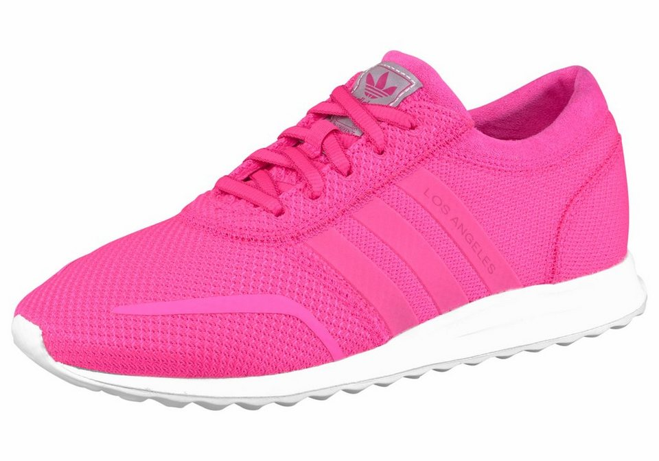 adidas Originals »Los Angeles Junior« Sneaker Kinder in pink