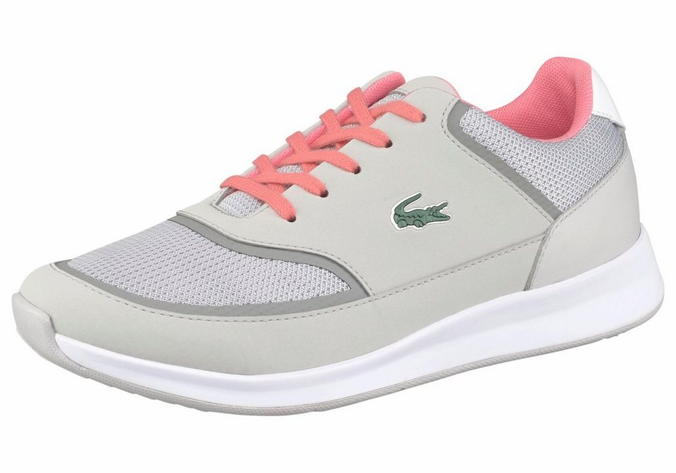 Lacoste »Chaumont Lace 316 2 SPW« Sneaker in grau