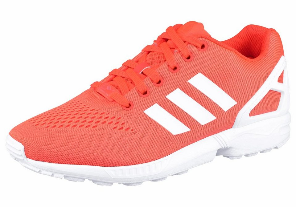 adidas Originals »ZX Flux EM« Sneaker in neonorange