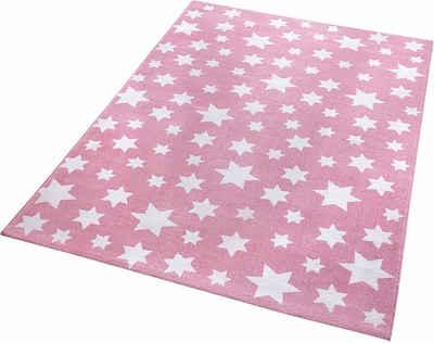 Kinderteppich rosa  Kinderteppich in rosa & pink online kaufen | OTTO