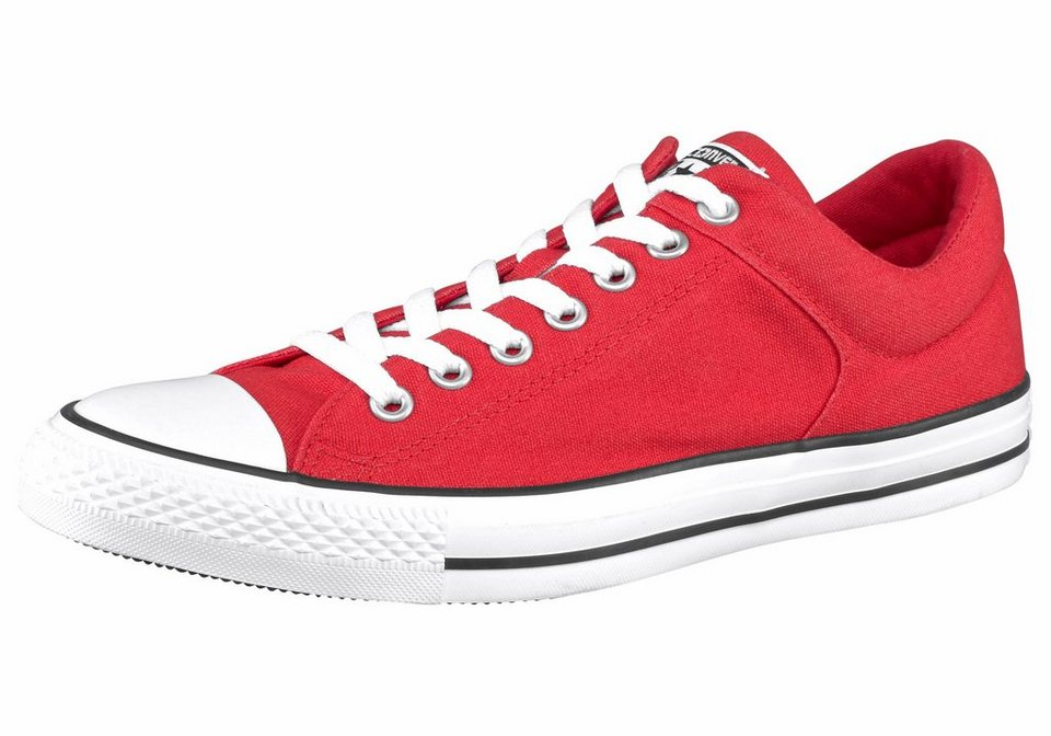 Converse »Chuck Taylor All Star High Street Ox« Sneaker in rot