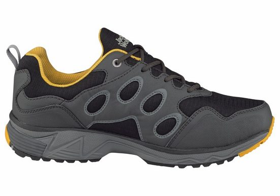 Jack Wolfskin Venture Fly Texapore Low M Outdoorschuh