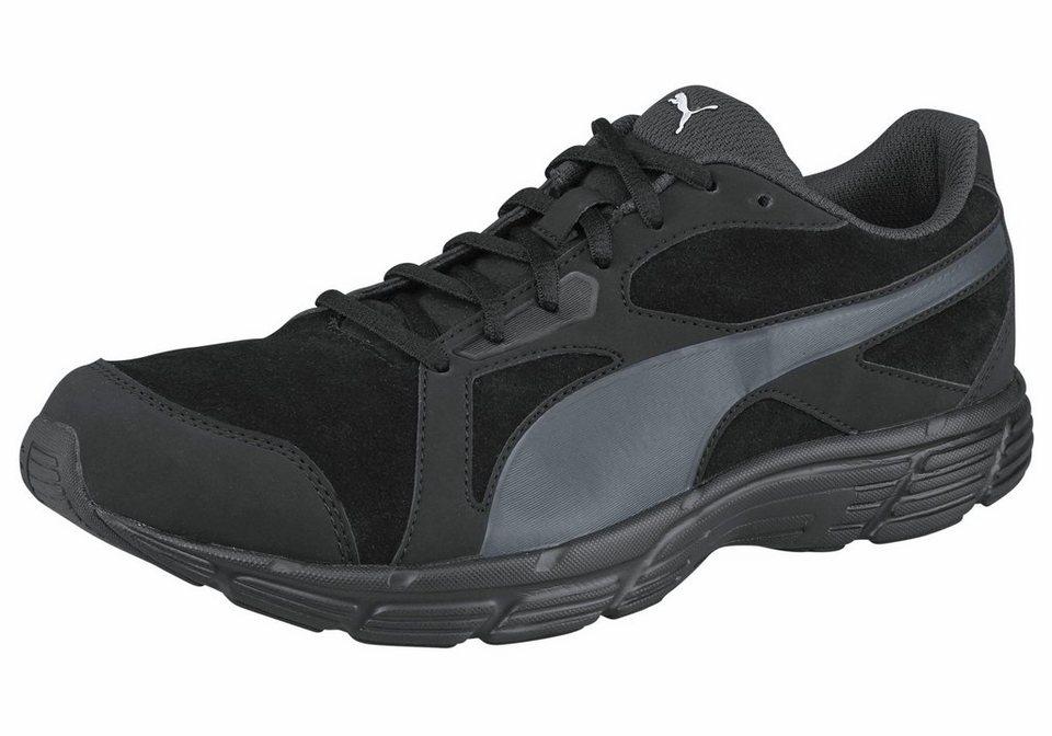 PUMA »Axis v4 SD« Laufschuh in schwarz-anthrazit