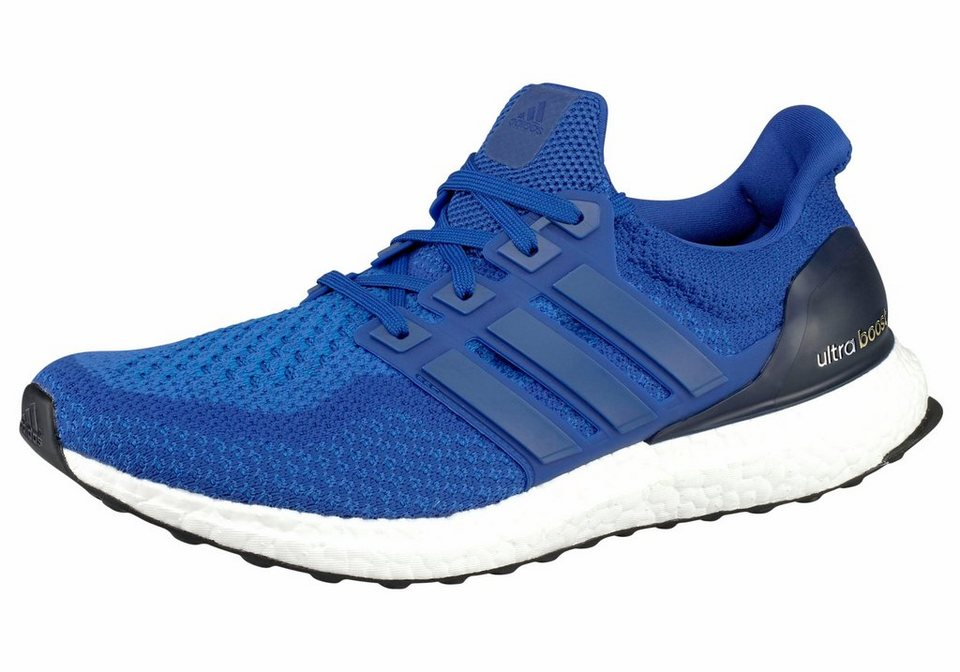 adidas Performance »Ultra Boost M« Laufschuh in blau