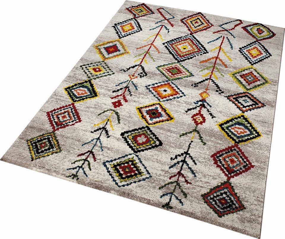Teppich, Wecon Home, »Medina« in bunt