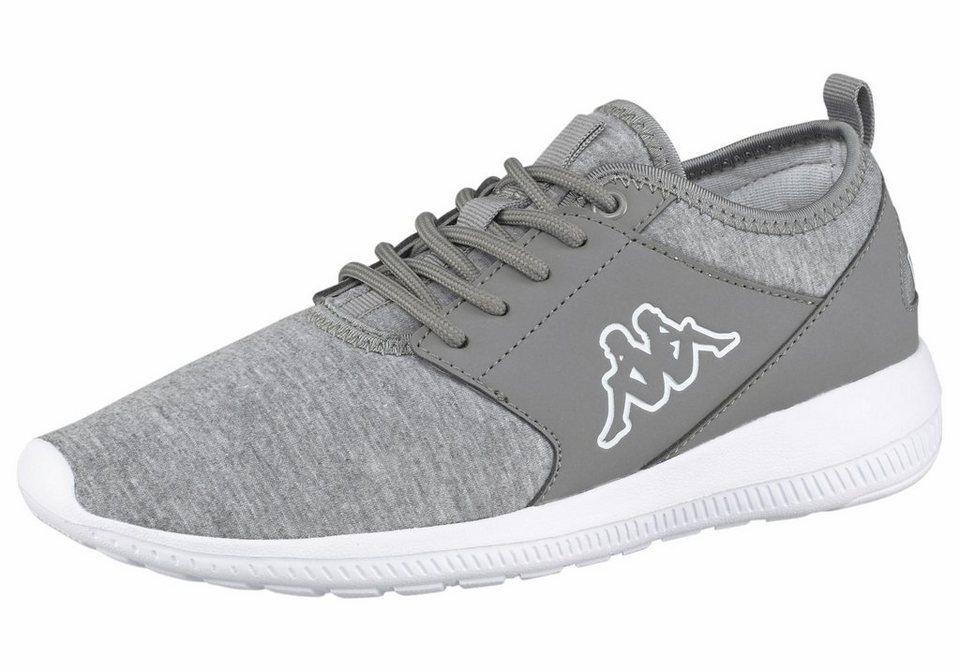 Kappa »Sol« Sneaker in grau