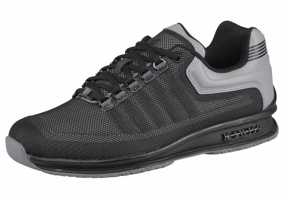 K-Swiss »Rinzler Trainer« Sneaker in schwarz-grau