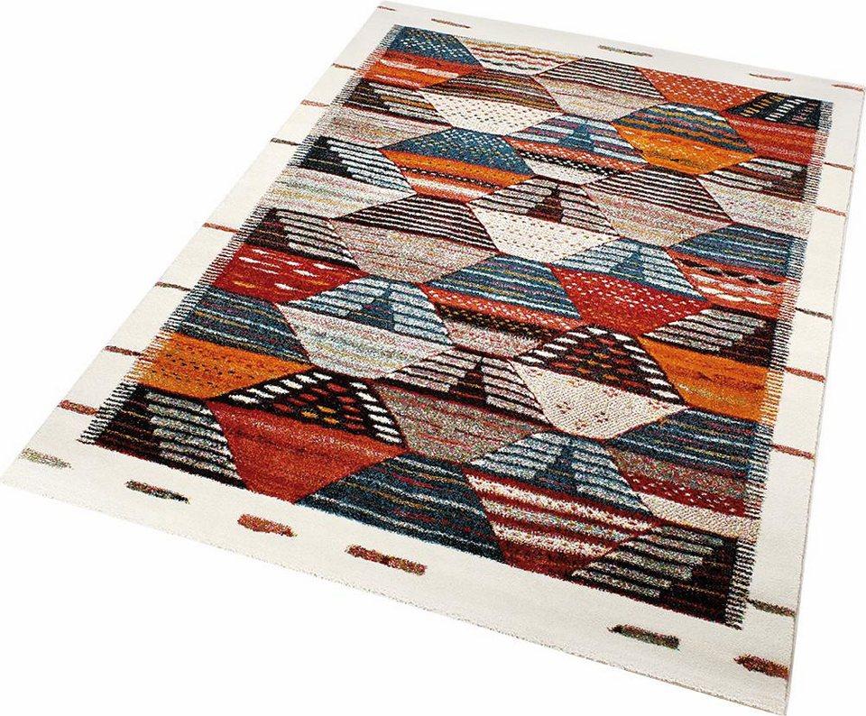 Teppich, Wecon Home, »Modern Berber« in bunt