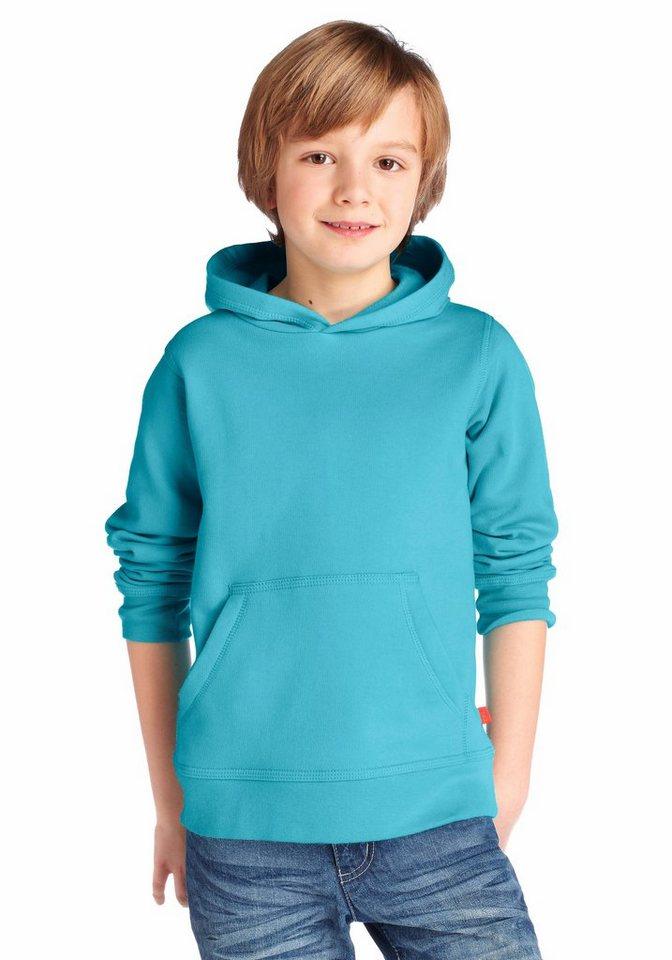 CFL Kapuzensweatshirt in türkis