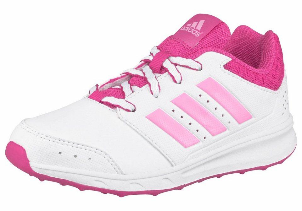 adidas Performance Laufschuh »LK Sport 2« Kinder in weiß-rosa