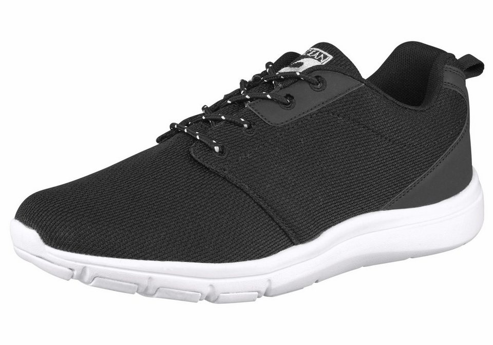 Ocean Sportswear »Flow« Sneaker in schwarz